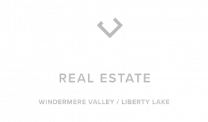 Windermere Valley-Liberty Lake (Greyscale)